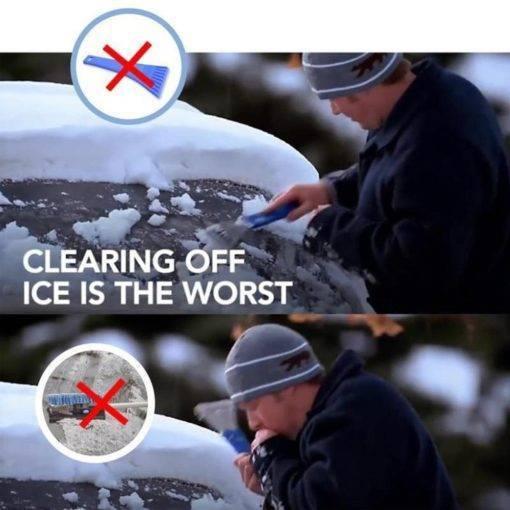 Magic Car Snow Ice Scraper