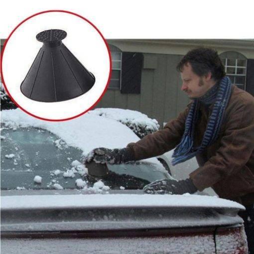 Magic Car Snow Ice Scraper - Gadkit