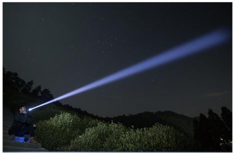 tactical flash light