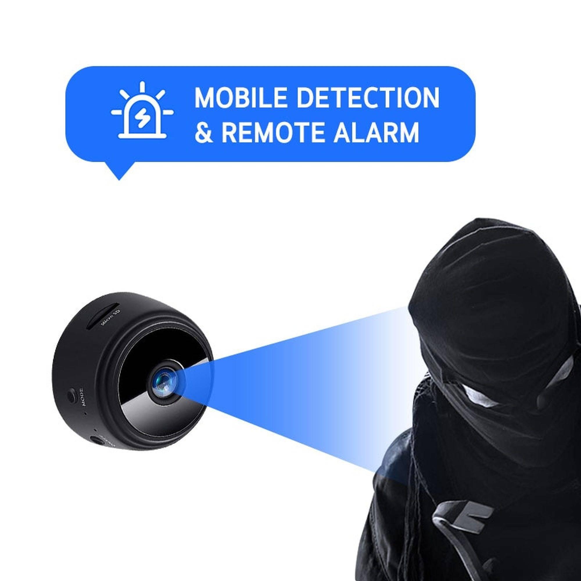 Wireless Wifi Camera With Sensori Night Vision - THE GOLD DEAL