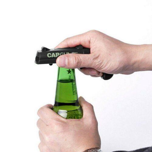 Firing Cap Launcher – Bottle Opener Cap Gun