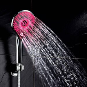 Water Temp Shower Head