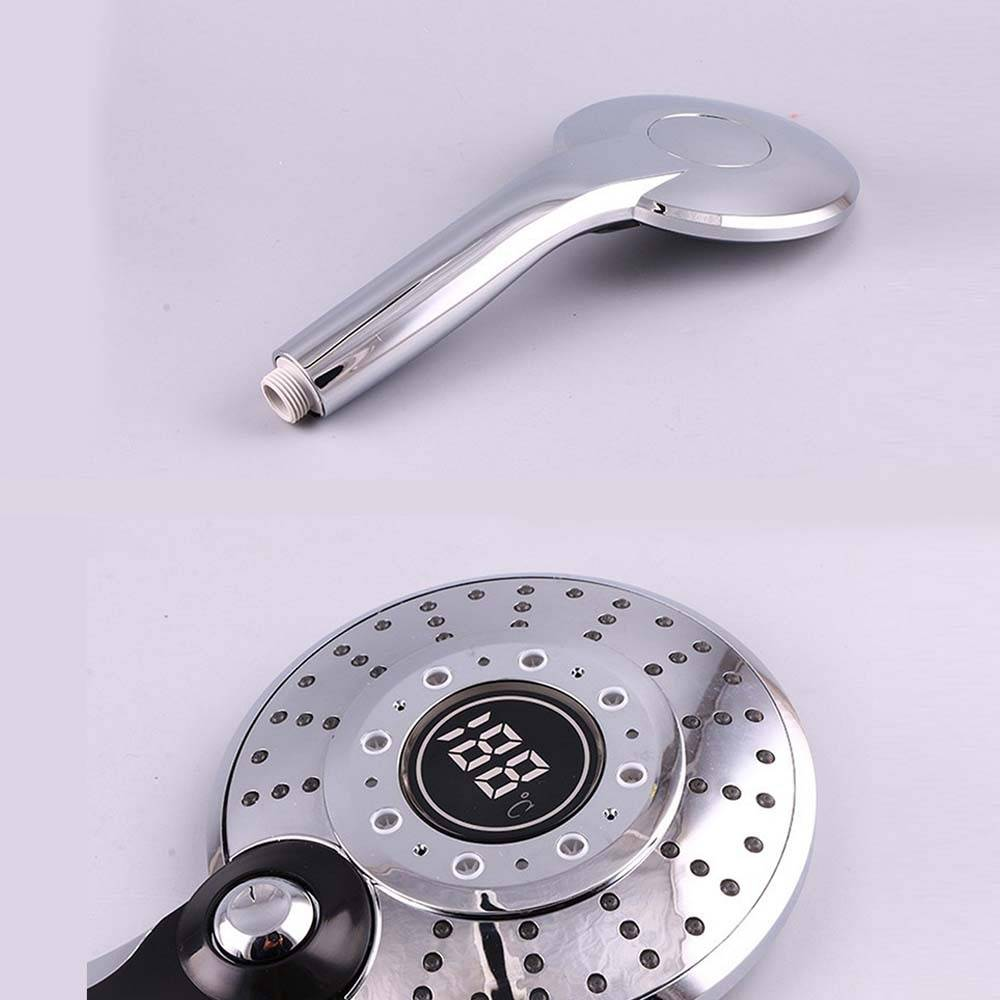 temperature shower head