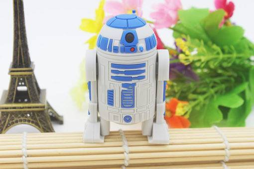 Star Wars Brave R2D2 Pendrive 4GB 8GB 16GB 32GB