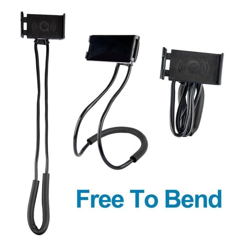 Lazy Neck Phone Holder straps