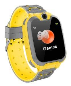 Waterproof Smart Watch For Kids –  Play Music + Game
