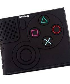 Sony Playstation Console Shaped Bifold Wallet
