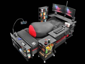 Ultimate-gaming-bed-
