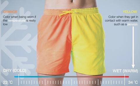 ezgif 4 e074c460df7b Color-changing Beach Shorts