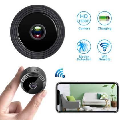 wireless camera with monitor