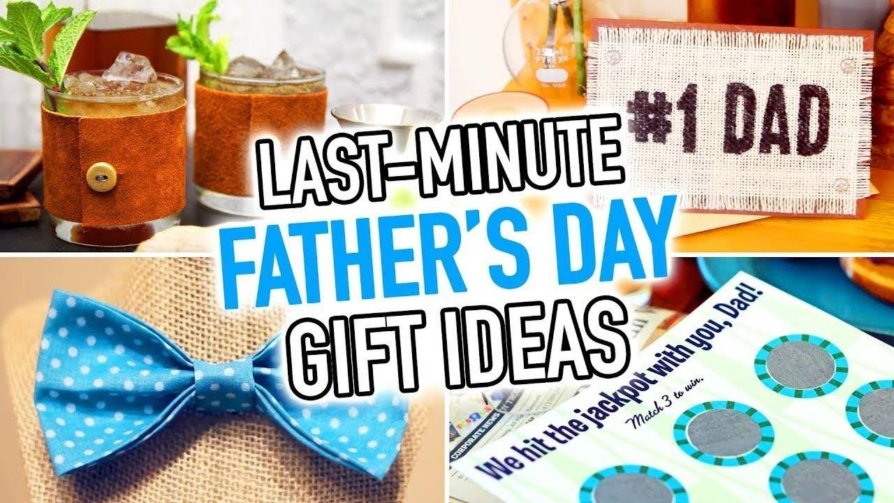 Birthday Gifts For Your Father