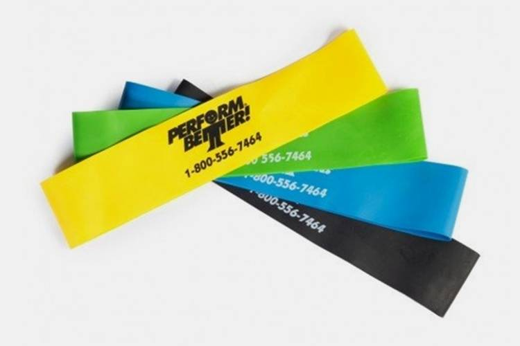 Carry out Higher Mini-Bands (set of 4)