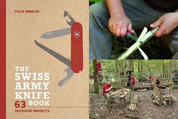 18- The Swiss Military Knife E-book: 63 Out of doors Tasks