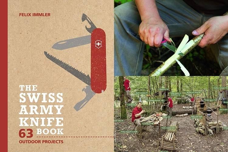 018 swiss army knife books