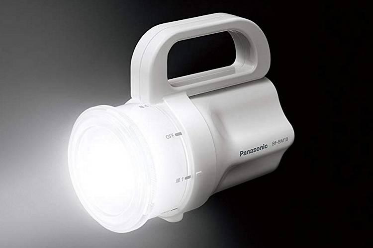 019 panasonic any battery led flashlight