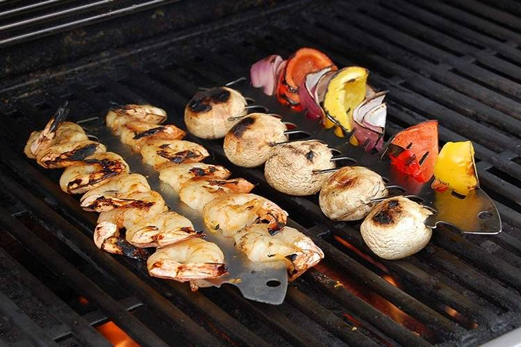 024 proud grill slide n serve skewers