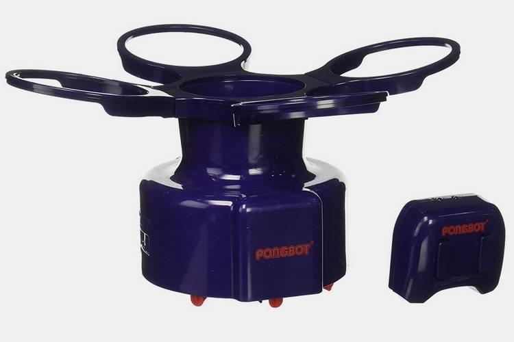 28- Crimson Cup Pongbot