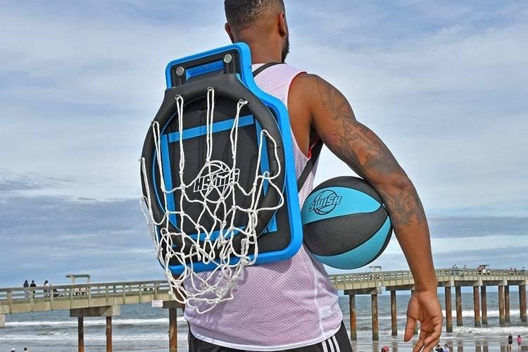 035 swish portable basketball hoop