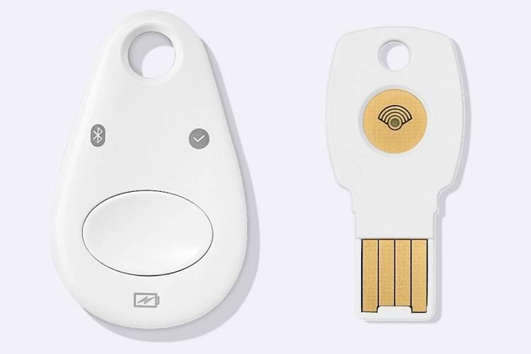 36- Google Titan Safety Key