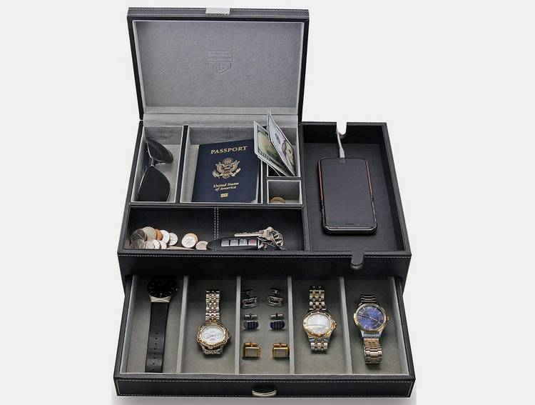 47- Cool Looking Valet Box