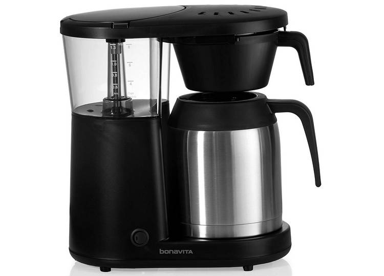 056 bonavita eight cup one touch coffeemaker