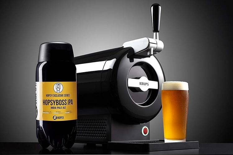 57- Krups SUB Beer Machine