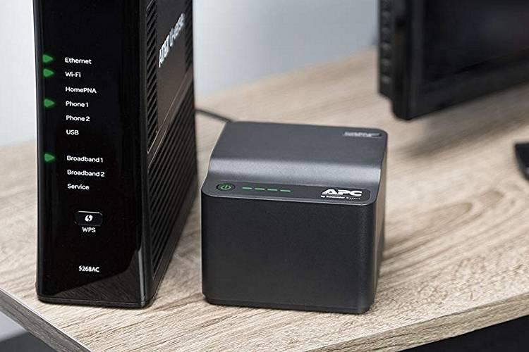 064 APC backups connect ups