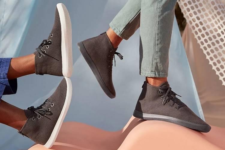 65- Cool Cotton Shoes