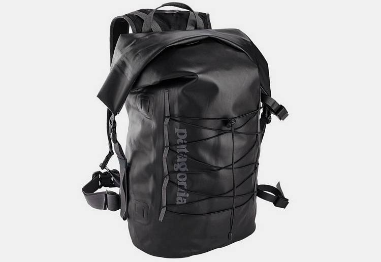 073 patagonia stormfront rolltop pack