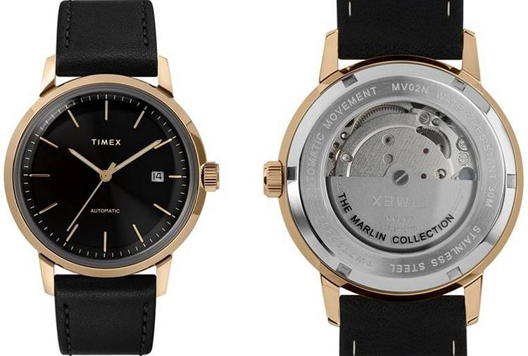 086 timer marlin automatic