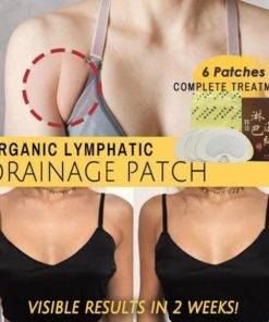 Anti-Swelling Herbal Lymph Clearing Patch
