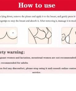 Anti Sagging Upright Breast Lifter Breast Enhancer Patch 6 8 10 15 20PC Breast Breast Lift 2 Anti Sagging Upright Breast Lifter