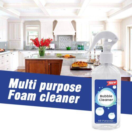 Multi Purpose Bubble Cleaner