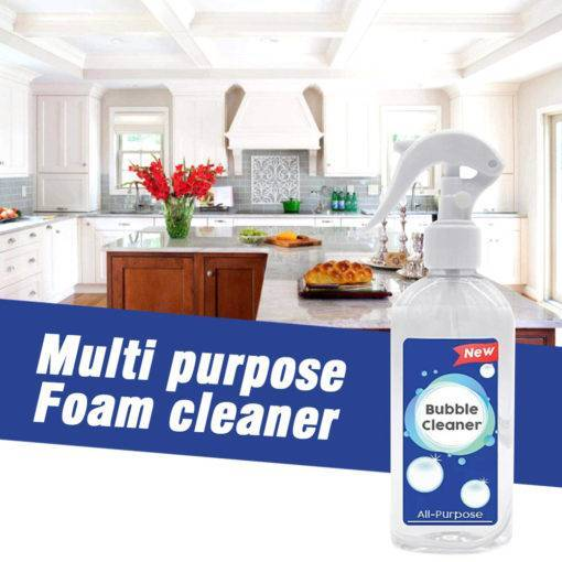 Multi Purpose Bubble Cleaner