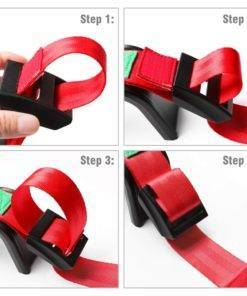Car seat belt adjuster for pregnancy driving confort and safety pregnant car accessories Protect Unborn Baby 2 Pregnancy Seat Belt