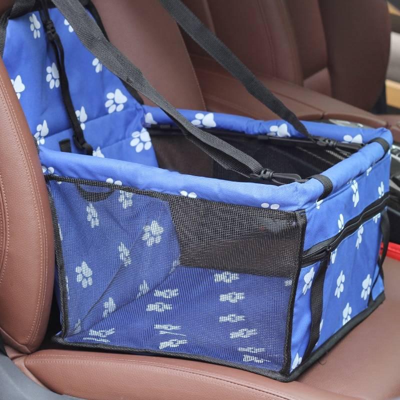 DIY Foldable pet car seat - Gadkit