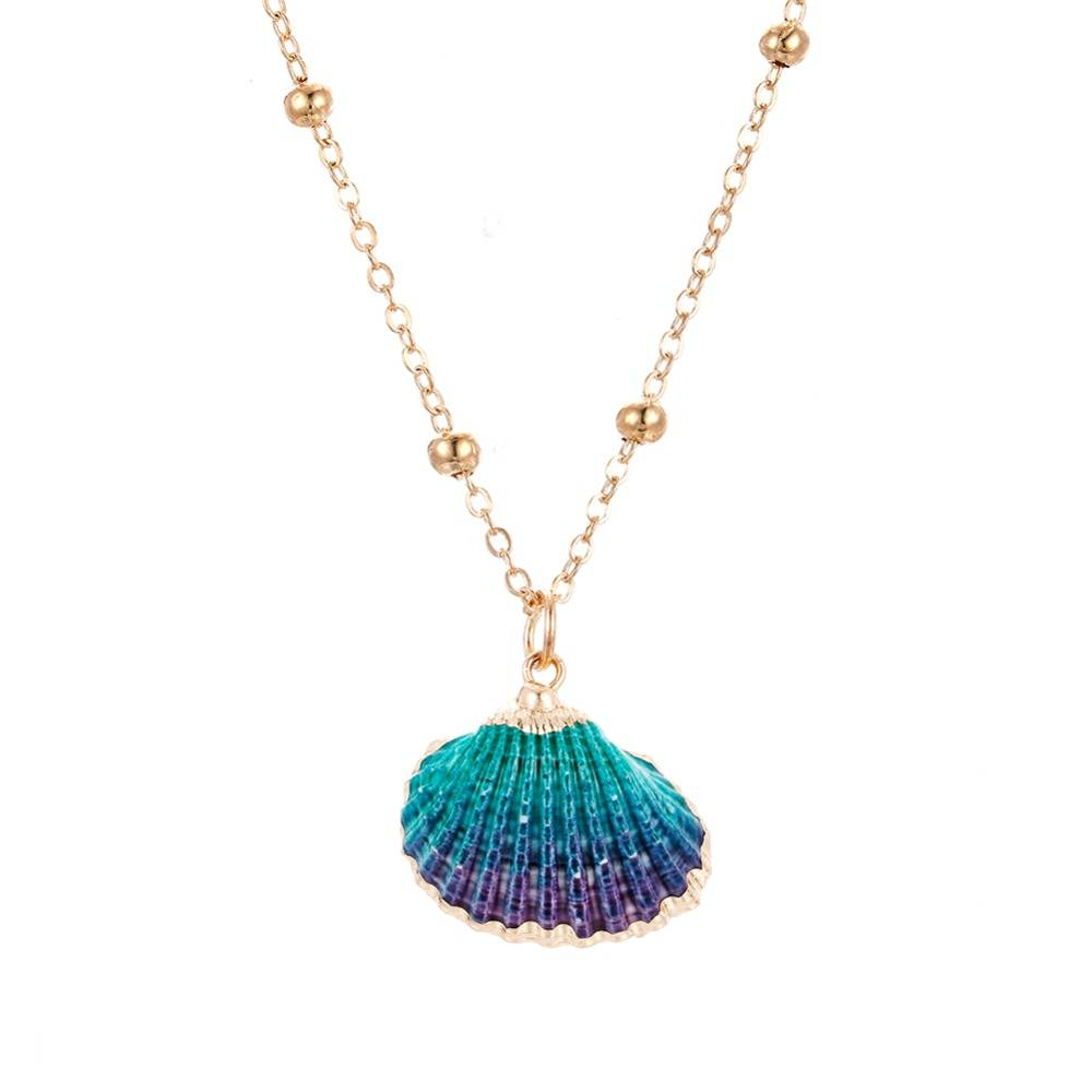 Seashell Necklace Collection