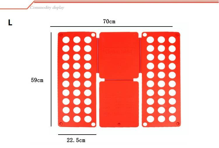 HTB1TQolyH1YBuNjSszhq6AUsFXaq DIY Clothes Folder  - T Shirts Jumpers Organiser