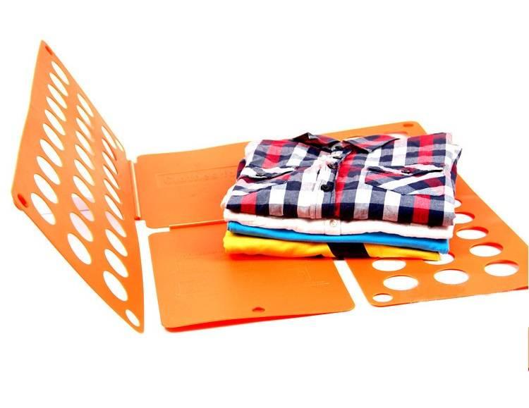HTB1dkUlyH1YBuNjSszhq6AUsFXa0 DIY Clothes Folder  - T Shirts Jumpers Organiser