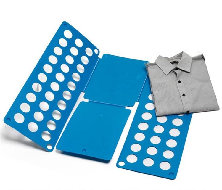 DIY Clothes Folder  - T Shirts Jumpers Organiser