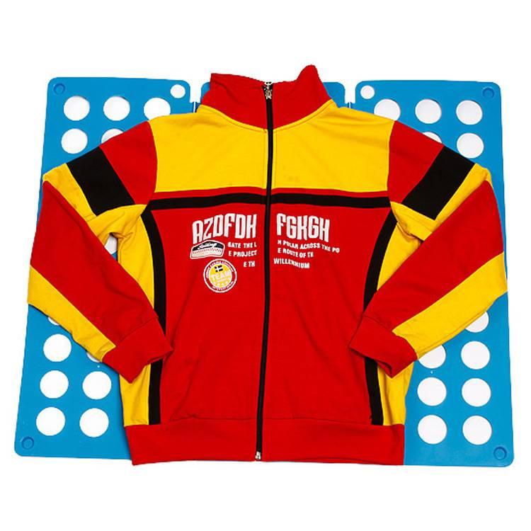 HTB1ullTy9tYBeNjSspaq6yOOFXaC DIY Clothes Folder  - T Shirts Jumpers Organiser