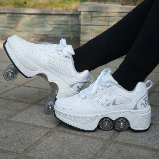 Turn Your Shoe Into Skate – Skateshoe