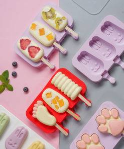 Super Cool Creative Ice Pops Mold