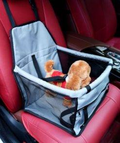 DIY Foldable pet car seat