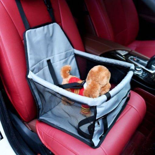 DIY Foldable pet car seat