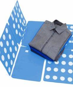 Quality Adult Magic Clothes Folder T Shirts Jumpers Organiser Fold Save Time Quick Clothes Folding Board 3 DIY Clothes Folder  - T Shirts Jumpers Organiser