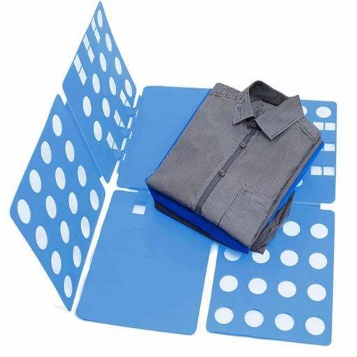 DIY Clothes Folder  – T Shirts Jumpers Organiser