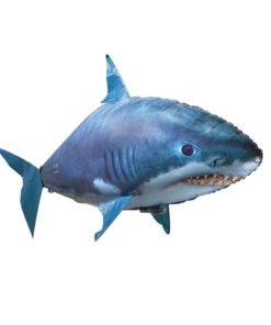 Remote Control Shark Toys Air Swimming Fish Infrared RC Flying Air Balloons Clown Fish Kid Toys 4 Awesome Remote Control Flying Shark Toy