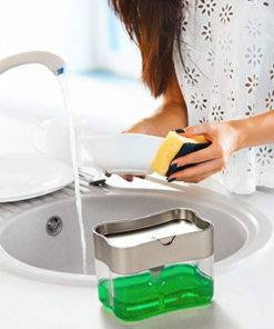 The Best Soap Dispenser Soap Pump Sponge Caddy