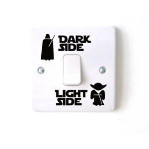 Star Wars Light Switch Sticker